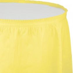 - Açık Sarı Masa Eteği