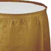 - Altın Sarı Masa Eteği
