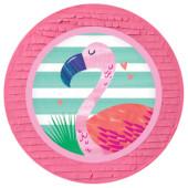 - Ananas, Flamingo ve Papağan Pinyata ve Sopası