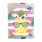 - ​Ananas ve Flamingo Etiketli Eti Cin