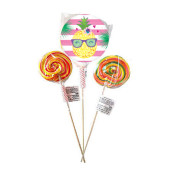 - ​Ananas ve Flamingo Lolipop (20gr.)