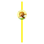 - Arı Maya Etiketli Sarı Pipet