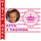 - Asil Prenses Kişiye Özel Fotoğraflı Magnet