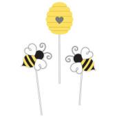 - Bal Arısı Masa Süsü Çubukları