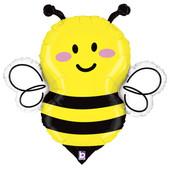 - Bal Arısı Neşeli Arı Folyo Balon