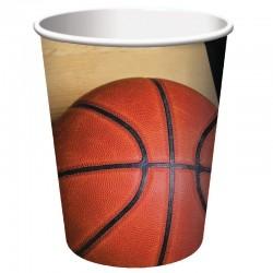 - Basketbol Partisi Bardak