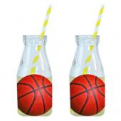 - Basketbol Partisi Limonata-Meşrubat Şişesi