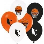 - Basketbol Plastik Lateks Balon
