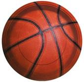- Basketbol Topu Büyük Tabak