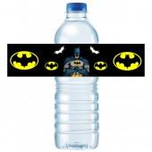 - Batman Etiketli Su Şisesi Bandı