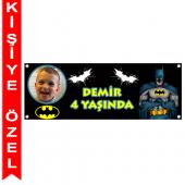 - Batman Kişiye Özel Afiş