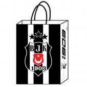 - Beşiktaş Büklüm Saplı Kağıt Çanta