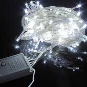 - Beyaz LED Yılbaşı Işığı 10 Metre