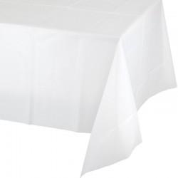 - Beyaz Masa Örtüsü
