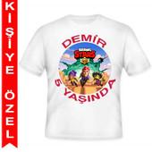 - Brawl Stars Kişiye Özel Baskılı T-Shirt