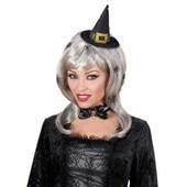 - Cadı Şapkası Mini Tokalı