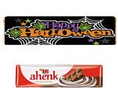 - Cadılar Bayramı 3 Eti Çikolata Bar