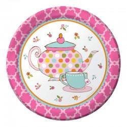 - Çay Saati Küçük Tabak
