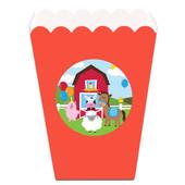 - Çiftlik Evi Kırmızı Mısır Kutusu