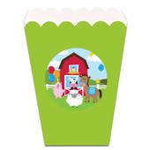 - Çiftlik Evi Yeşil Mısır Kutusu