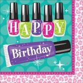 - Çılgın Kızlar Happy Birthday Peçete