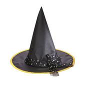 - Çocuk Cadı Şapkası Sarı