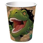 - Dinozorlar Diyarı Bardak