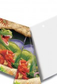- Dinozorlar Diyarı Masa Örtüsü