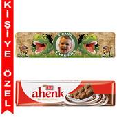 - Dinozorlar Kişiye Özel Sargılı Eti Çikolata Bar