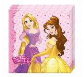 - Disney Prensesleri Dreaming Peçete