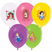 - Disney Prensesleri Lateks Balon