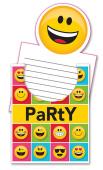 - Emojiler Davetiye Kartı ve Zarfı
