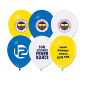 - Fenerbahçe Lateks Balon