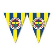 - Fenerbahçe Üçgen Bayrak Afiş