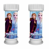 - Frozen 2 Etiketli Köpük Balon