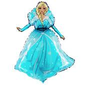 - Frozen Elsa Folyo Balon Grabo (95cm)
