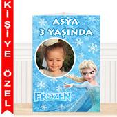 - Frozen Kişiye Özel Masa Süsü