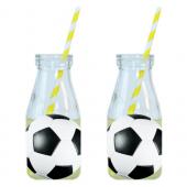 - Futbol Partisi Limonata-Meşrubat Şişesi