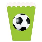 - Futbol Partisi Mısır Kutusu