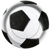 - Futbol Topu Büyük Tabak