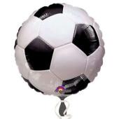 - Futbol Topu Metalik Folyo Balon