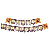 - Halloween Harf Afiş
