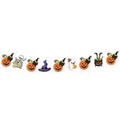 - Halloween Simli Dekoratif Banner