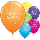 - Happy Birthday Lateks Balon