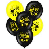 - İnşaat Partisi Lateks Balon
