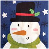 - Kardan Adam Noel Peçetesi
