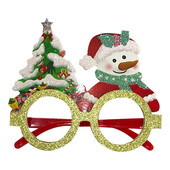 - Kardan Adam ve Çam Ağacı Gözlük