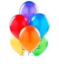 - Karışık Renk Lateks Balon