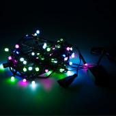 - Karışık Renk 200 LED Eklemeli Yılbaşı Işığı