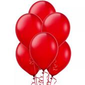 - Kırmızı Lateks Balon